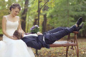 Die Motivation bzw. der Anstoß, einen Ehevertrag abzuschließen, kann hier von beiden Ehegatten herrühren bzw. ausgehen.(#06)