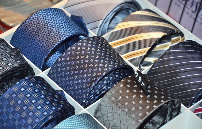 Keine Socken und Krawatten #3